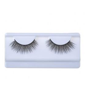 JUST EyeLashes Профессиональные накладные ресницы (синтетика) Эффект 3D № 705 9,0