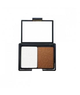 JUST Кейс магнитный  4-J черный с зеркалом 7,9