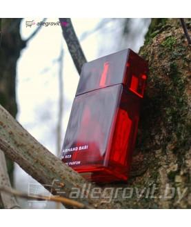 A. BASI IN RED парфюмированная вода 100 мл для женщин тестер без крышки _98,0