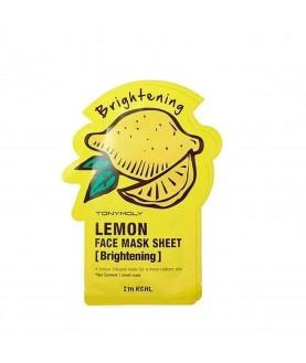 Tony Moly Маска для лица с экстрактом лимона I`m Lemon Mask Sheet Brightening 21 мл