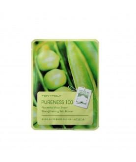 Tony Moly Маска д/лица с растительной плацентой Pureness 100 Mask Sheet Placenta 21 мл
