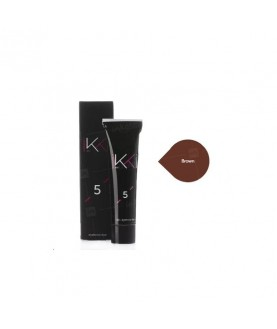 IKKI Гель-краска для бровей IKKI, 15 мл, в тубе, тон коричневый (brown)