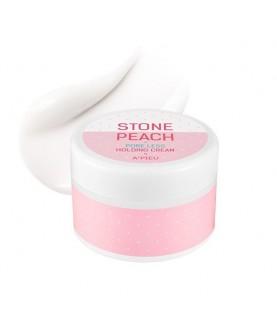 A'PIEU Крем для лица с эффектом сужения пор Stone Peach Pore Less Holding Cream 50г