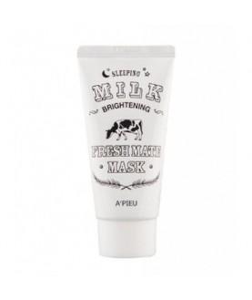 A'PIEU Маска для лица A'PIEU Fresh Mate Milk mask (Brightening) (50мл)