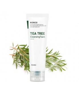 A'PIEU Пенка для умывания A'PIEU Nonco Tea Tree Cleansing Foam (130мл)