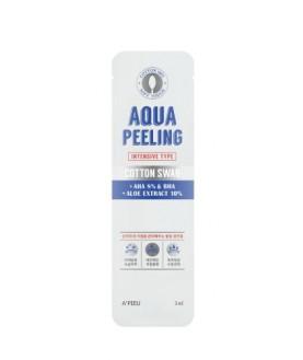 A'PIEU Пилинг для лица на ватной палочке A'PIEU Aqua Peeling Cotton Swab (Intensive)