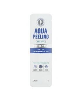 A'PIEU Пилинг для лица на ватной палочке A'PIEU Aqua Peeling Cotton Swab (Mild)