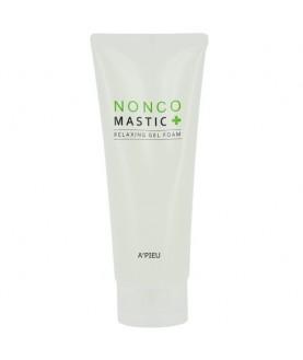 A'PIEU Расслабляющая пенка для умывания Nonco Mastic + Relaxing Gel Foam 150мл