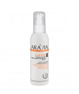 ARAVIA Гель-эксфолиант для тела с фруктовыми кислотами Fruit Peel, 150 мл