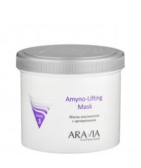 ARAVIA Маска альгинатная с аргирелином Amyno-Lifting, 550 мл