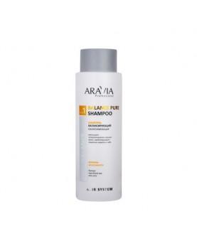 ARAVIA Шампунь балансирующий себорегулирующий Balance Pure Shampoo, 400 мл