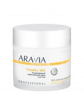 ARAVIA Увлажняющий укрепляющий крем для тела Vitality SPA, 300 мл