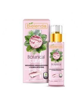 BIELENDA Веганская сыворотка для лица с розовой глиной BOTANICAL CLAYS 30 мл