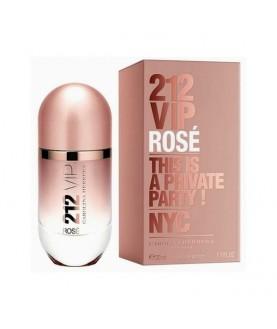 CAROLINA HERRERA 212  VIP ROSE парфюмированная вода 80 мл для женщин