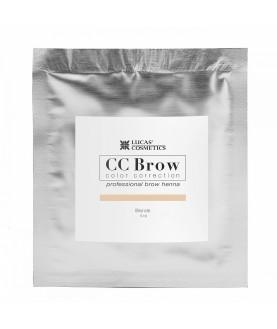 CC BROW Хна для бровей, цвет - русый (в саше) 5 гр