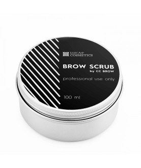 CC BROW Скраб для бровей 100 мл