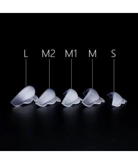DOLLYS LASHES Силиконовые бигуди многоразового использования (пара M1)