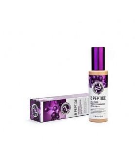 ENOUGH Крем тональный 8 Peptide full cover perfect foundation, SPF50+ PA+++ 100 мл