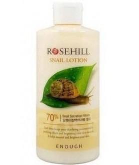 ENOUGH Тонер для лица Rosehill Snail с фильтратом муцина улитки 300 мл