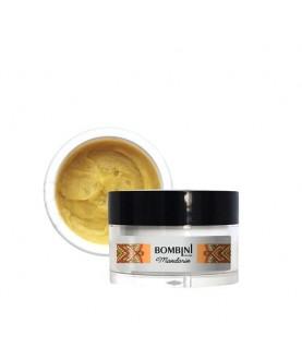 FLARIO  Ремувер кремовый для снятия наращенных ресниц Bombini Mandarin (мандарин) 15 г