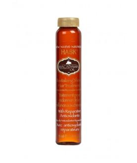 HASK Масло для увлажнения волос с экстрактом Макадамии 18 мл