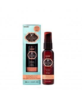 HASK Масло для восстановления и придания блеска волосам с экстрактом Арганы 59 мл