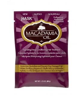 HASK Увлажняющая маска с маслом Макадамии  50 г