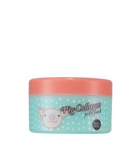 HOLIKA HOLIKA Ночная маска для лица `Пиг-коллаген джелли пэк` 80мл