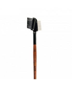 JUST Щетка-расческа для бровей и ресниц № 105 (металл + синтетика)