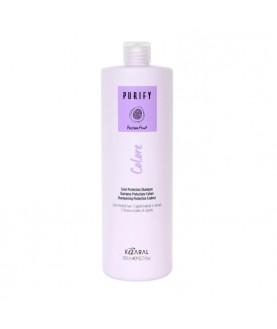 KAARAL  Шампунь для окрашенных волос с экстрактом и маслом маракуйи COLORE SHAMPOO 1000мл