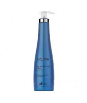 KAARAL Восстанавливающий шампунь для вьющихся волос CURL REVITALIZING SHAMPOO 300мл