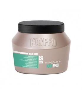 KAYPRO Маска для вьющихся и непослушных волос HAIR CARE LISS  500 мл