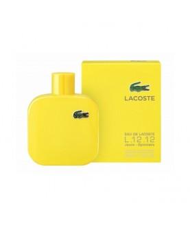LACOSTE EAU DE LACOSTE (L.12.12 Jaune) туалетная вода 50 мл для мужчин