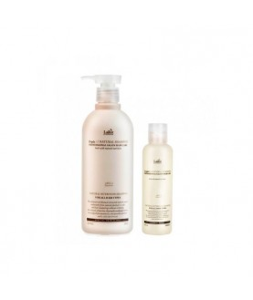 LA'DOR Органический шампунь для волос TRIPLEX NATURAL SHAMPOO 150мл
