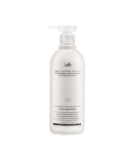 LA'DOR Органический шампунь для волос TRIPLEX NATURAL SHAMPOO 530мл