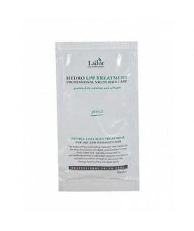 LA'DOR Восстанавливающая маска для волос (пробник) LA'DOR HYDRO LPP TREATMENT POUCH (10мл)