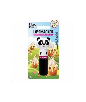 Lip Smacker Бальзам для губ Panda Cuddly Cream Puff с ароматом Кремовая Слойка, 4г