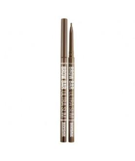 LUXVISAGE ® Карандаш для бровей механический ультратонкий BROW BAR ULTRA SLIM