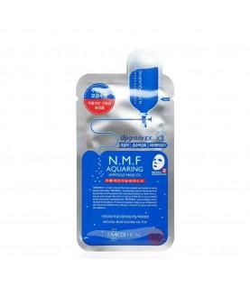 MEDIHEAL Набор для лица (сыворотка, маска) Mediheal N.M.F Aquaring Mask Ampoulex 25мл+3мл