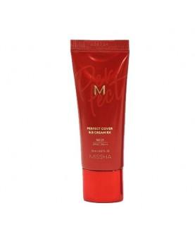 MISSHA BB-крем M Perfect Cover BB Cream RX (No.21/Light Beige) 20мл