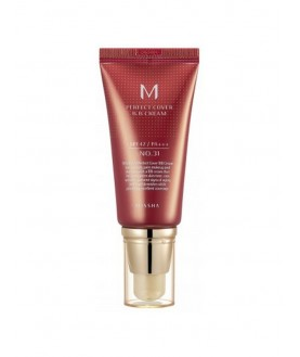 MISSHA BB-крем Perfect Cover BB Cream SPF42/PA+++(No.13/Bright Beige) 20мл