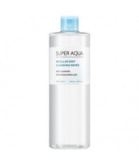 MISSHA Мицеллярная вода для снятия макияж Super Aqua Micellar Deep Cleansing Water