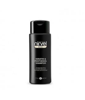 NIRVEL Кондиционер питательный для сухих и поврежденных волос KERATIN & PANTHENOL Cream nutritive conditioner 250 мл