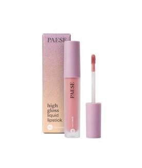 PAESE Помада для губ жидкая Nanorevit  Liquid lipstick 4.5 мл