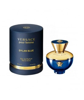 VERSACE DYLAN BLUE парфюмированная вода 50 мл для женщин